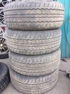 Dunlop Grandtrek AT22. Всесезонные, 2011 год, износ: 40%, 4 шт