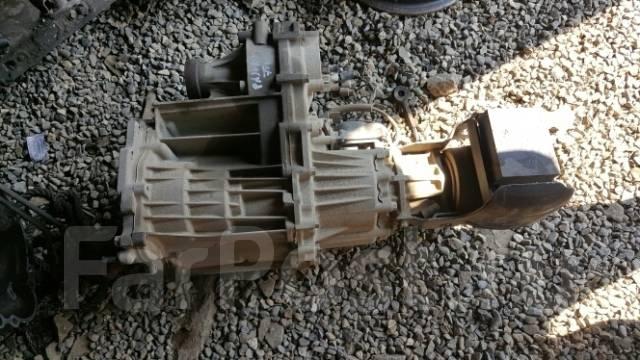 Раздаточная коробка. Mitsubishi Pajero, V73W, V75W, V78W, V68W Двигатели: 6G74, GDI, 6G72