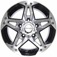 Sakura Wheels R5313. 8.0x16, 5x150.00, ET-20, ЦО 110,5мм.