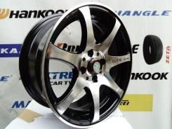 Sakura Wheels. 6.5x15, 4x98.00, ET32, ЦО 58,6мм.