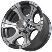 Sakura Wheels R5600. 8.0x16, 6x139.70, ET0, ЦО 110,5мм.