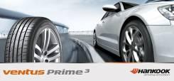 Hankook Ventus Prime 3 K125. Летние, 2017 год, без износа, 4 шт