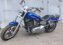 Harley-Davidson Dyna Low Rider. 1 573 куб. см., исправен, птс, с пробегом