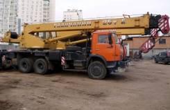 Услуги автокрана 10, 14, 25, 35 тонн.