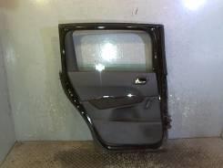 Дверь боковая Peugeot 5008, левая задняя