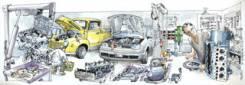 Замена двигателей всех узлов и анригатов