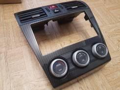 Ободок противотуманной фары. Subaru XV, GP Subaru Forester, SJ, SJG, SJ5 Subaru Impreza, GJ Subaru Impreza (GJ)