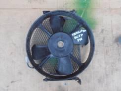 Вентилятор охлаждения радиатора. Mazda Familia, BG7P Двигатель PN