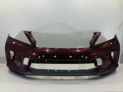 Бампер передний под омыв фар и парктр lexus rx350/450h 12-15 б/у 521. Lexus RX350. Под заказ