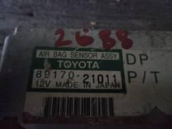 Блок управления airbag. Toyota Corona, CT215, CT216, ST215, CT210, CT211, ST210, AT211, AT210 Toyota Caldina, ST215, AT211, ST210, CT216 Toyota Corona...