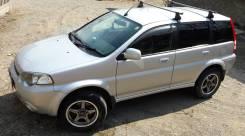 Honda HR-V. вариатор, 4wd, 1.6 (125 л.с.), бензин, 156 тыс. км