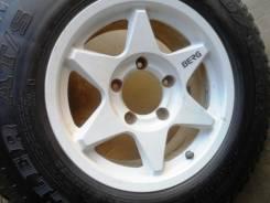 Bridgestone. 7.0x16, 5x139.70, ET27, ЦО 108,1мм.