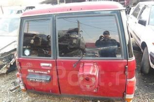 Дверь багажника. Toyota Land Cruiser Prado, LJ78