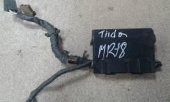 Блок предохранителей. Nissan Tiida, JC11 Двигатель MR18DE