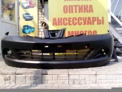 Бампер Nissan Tiida, Latio 07-14