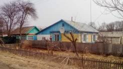 Дом 74 кв. м., зем. уч-к 64 сотки, баня, летняя кухня, с. Осиновка. ул. Колхозная, р-н с. Осиновка, площадь дома 74 кв.м., скважина, электричество 17...