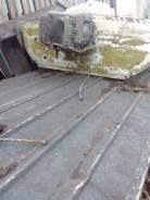 Казанка-2. двигатель подвесной, бензин