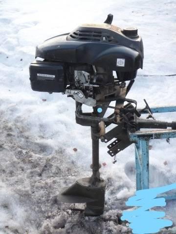лодочный мотор ветерок четырехтактный