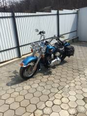 Harley-Davidson Softail. 1 490 куб. см., исправен, птс, без пробега
