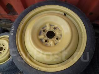 Запаска ( банан ) 4х100 Toyota 125/70/16. x16 4x100.00