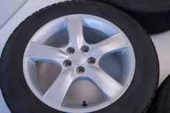 Subaru. 6.5x16, 5x100.00, ET55