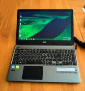 """Acer Aspire E1-570G. 15.6"""", 1,8ГГц, ОЗУ 6144 МБ, диск 750 Гб, WiFi, Bluetooth"""