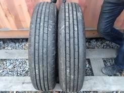 Bridgestone R202. Летние, 2016 год, без износа, 2 шт