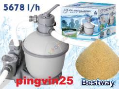 Песочный фильтр для бассейнов Bestway 58404