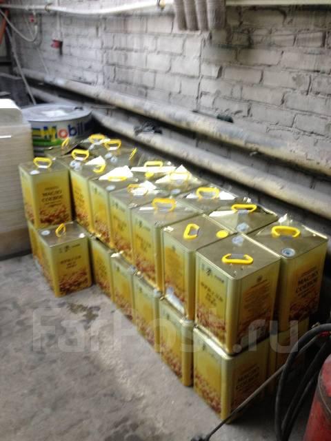 Вывоз любых отработанных масел (Фритюрное, Растительное, Пальмовое)
