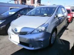 Toyota Prius a. автомат, передний, 1.8, бензин, 39 000 тыс. км, б/п. Под заказ