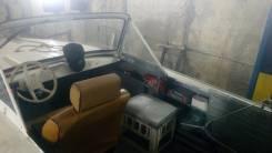 Прогресс-4. Год: 2008 год, длина 4,00м., двигатель подвесной, 40,00л.с., бензин
