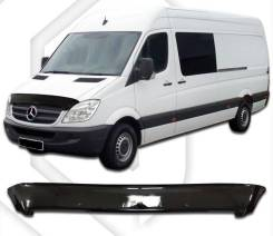 Дефлектор капота. Mercedes-Benz Sprinter