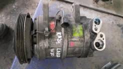 Компрессор кондиционера. Nissan Largo, NW30 Двигатель KA24DE