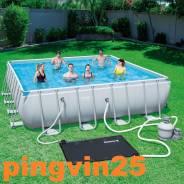 Солнечный нагреватель BestWay 58423 Pool+
