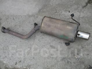 Глушитель. Subaru Forester, SG5 Двигатели: EJ205, EJ20