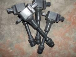 Катушка зажигания. Nissan Sunny, SB15, WB11, FNB15, QB15, FB15, WHB11, B15 Двигатели: QG13DE, QG15DE, QG18DD