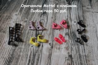 Одежда, обувь для кукол.