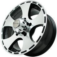 Sakura Wheels 886. 7.0x16, 5x139.70, ET0, ЦО 110,5мм.