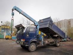 Nissan Diesel Condor. Ниссан Дизель Кондор, 4 700 куб. см., 5 000 кг.