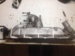 Коллектор впускной. Hyundai Santa Fe, CM Двигатель D4EBV