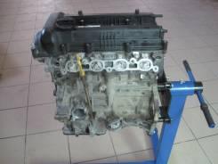 Двигатель в сборе. Hyundai Solaris Hyundai Elantra Hyundai i20 Kia cee'd Kia Rio Двигатель G4FA