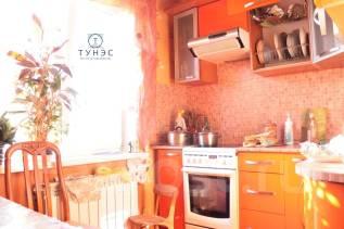 3-комнатная, улица Сахалинская 48. Тихая, проверенное агентство, 60 кв.м.