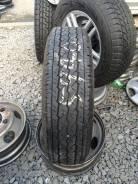Bridgestone Duravis R670. Летние, 2012 год, износ: 5%, 1 шт