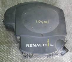 Корпус воздушного фильтра. Renault Logan