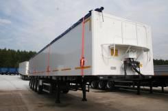 Тонар. 9589 ( 9586) полуприцеп со сдвижным полом, 27 200 кг.