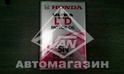 Honda. Вязкость 5W30, синтетическое