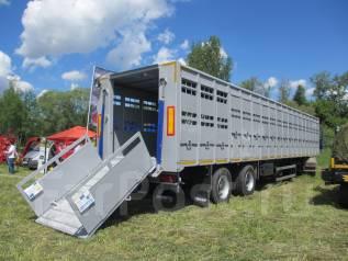 Тонар. В Наличии! 98262 скотовоз полуприцеп (перевозка КРС, свиновоз), 22 000 кг.