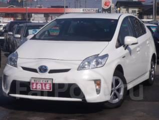Toyota Prius. автомат, передний, 1.8, бензин, 63 000 тыс. км, б/п. Под заказ