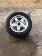 Продам комплект литых дисков и шин на 14. 4-98 сверловка. x14