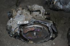 Автоматическая коробка переключения передач. Mazda Familia S-Wagon Mazda Familia Двигатель ZL